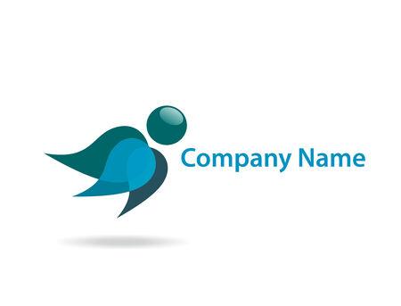 logo vector: vector logo & design elementsvector logo & design elements Illustration