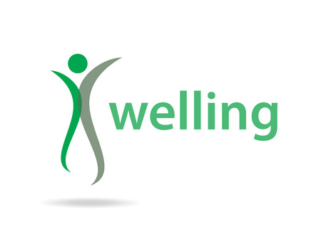 Logos with your welling company name Illustration