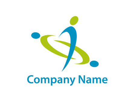 Logos with your company name Vector