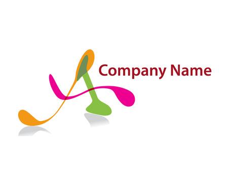 logo poisson: Logos avec le nom de votre entreprise