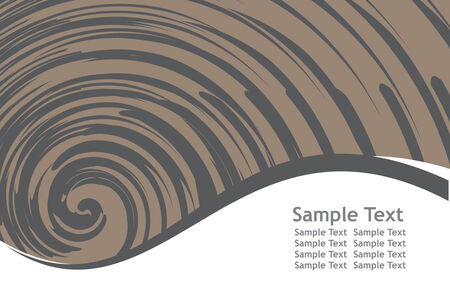 abstract spirals background,vector illustration Vector