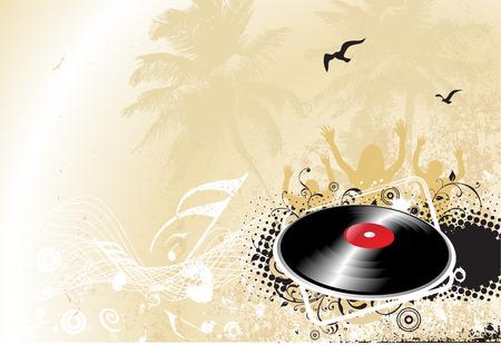 rave party: Resumen escena musical con m�sica en cuenta