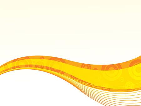 dynamic curves design Stock Vector - 5023831