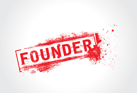 founder: Founder Grunge Text