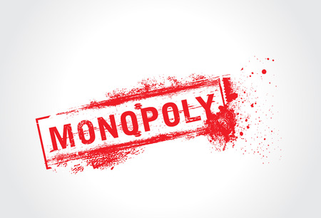 monopoly: Monopoly Grunge Text