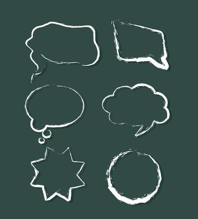 converse: Grunge Vector Rede Balloons