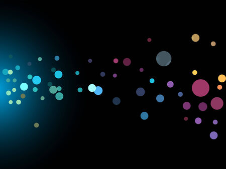 Abstract disco background. Vector illustration. Vector