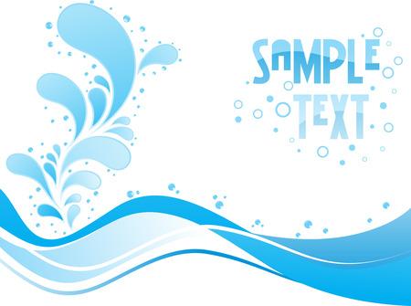 sample text: dise�o de tarjeta floral con lugar de texto de ejemplo