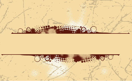 Grunge banners with place for your text. Stock Vector - 5600878