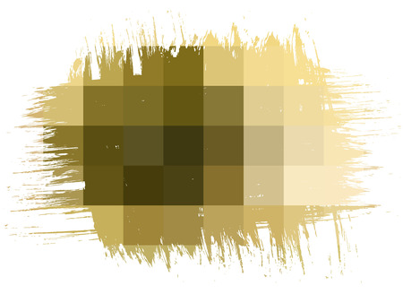 actual: abstract mosaic composition with sample text background