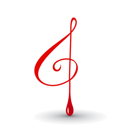 Music notes for design use your project Vector