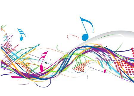 popular music concert: Tema di musica per sfondo pi� di questo tipo si prega di visitare la mia galleria  Vettoriali