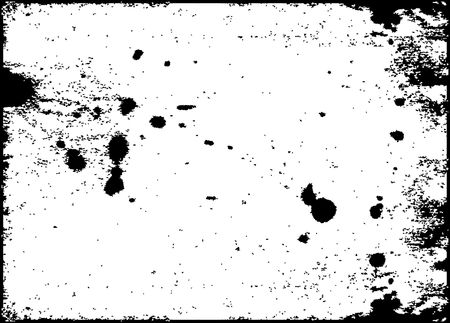 grungy plaint or ink splatter background