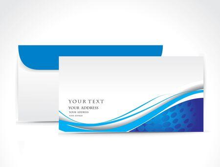 correspondence: Paper envelope