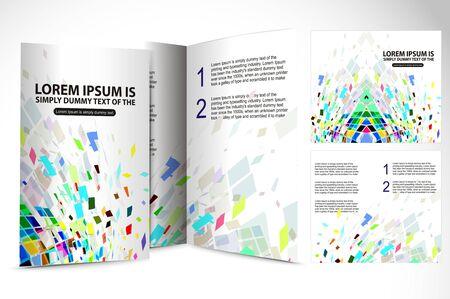 brochure design for night club,  illustartion. Stock Vector - 7390701