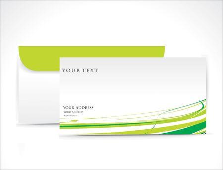 Paper envelope isolated on white background, vector illustration. Stock Vector - 7993541