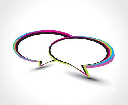 chat window: messenger window icon  illustration isolated on white background.  Stock Photo