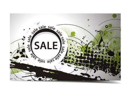 discount card: Discount card templates,  illustration.  Illustration