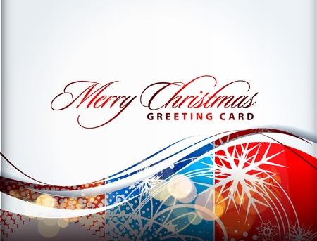 Résumé de fond pour la nouvelle année et design coloré de Noël pour le projet de texte utilisé.