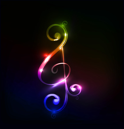 Music notes for design use, vector illustration Stock Vector - 9066029