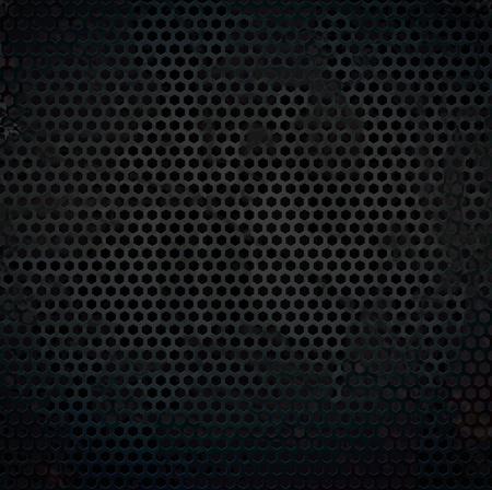 vezels: Carbon Patroon textuur. Vector Illustratie.
