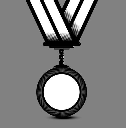 vector medals award Vector