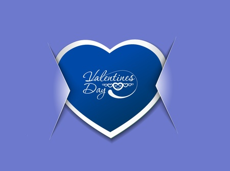 cherish: valentines day background, vector illustration.