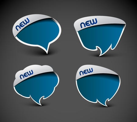 messenger window icon vector illustration.  Vector