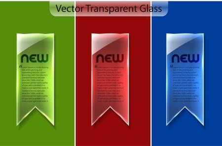abstract headers vector web banner set design Vector
