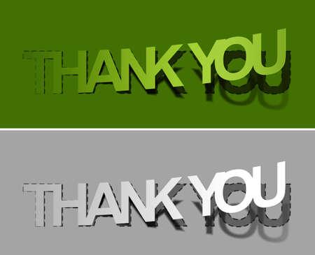 thanks you: thanks you sticker design vector.