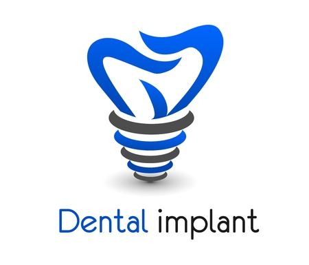 dental icon in vector format very easy to edit design. Vector