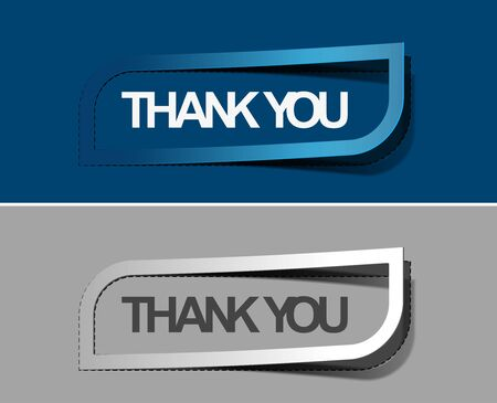 thanks you: thanks you sticker design .