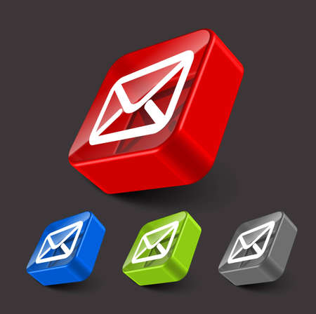vector email icon Web-Design-Element.