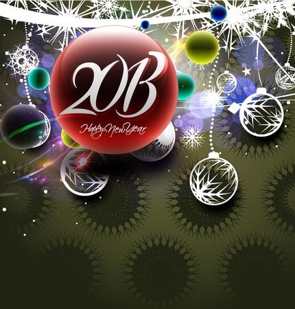 new year 2013 design element. Stock Vector - 16108163