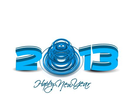 Happy new year 2013 celebration background for your posters design. Stock Vector - 16575021
