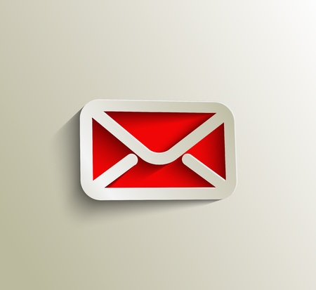 email icon: email icon web design element