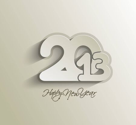 Happy new year 2013 celebration background for your posters design. Stock Vector - 16574988