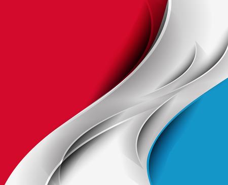halftone background: abstract Modern design element