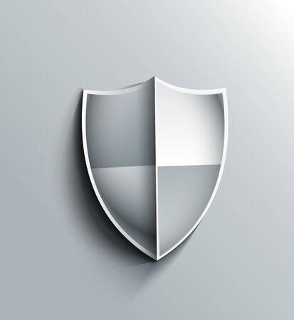 Design of shield icon vector illustration Vector