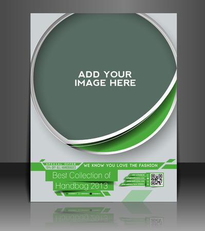 gag: Shopping Gag Store Flyer & Poster Template Design