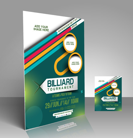 Competition Advertisement Template  Competition Flyer Template