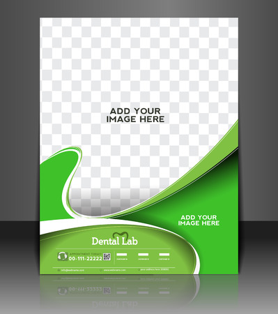 Dental Flyer & Poster Template Design