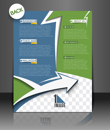 Travel Agency Flyer & Poster Template