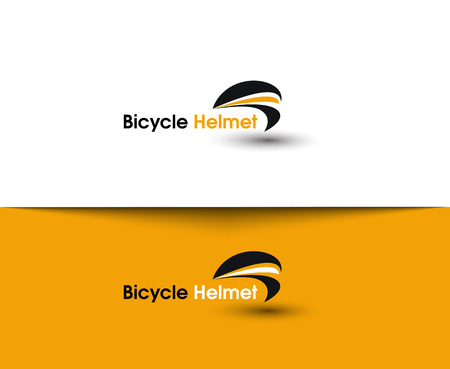 outdoor fitness: Cycling and Biking Web Icons and Vector Logo