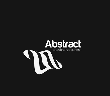 welling: Abstract vector logo and symbol Design