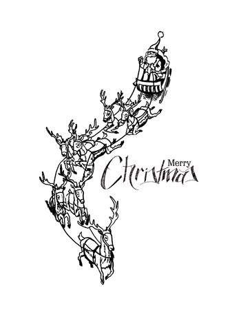 316 Sleigh Rides Stock Illustrations Cliparts And Royalty Free