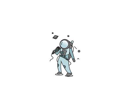 Astronauts singer performing icon