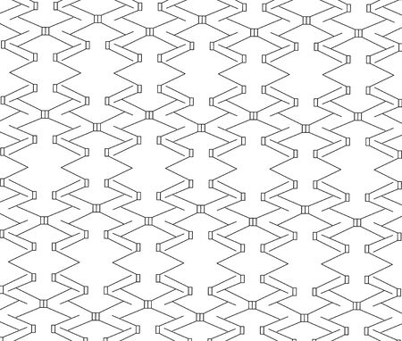 Abstract with frequency wavy lines. vector background.