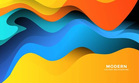 Abstract colorful pattern design and background. Use for modern design, cover, poster, template, brochure, decorated, flyer, banner.