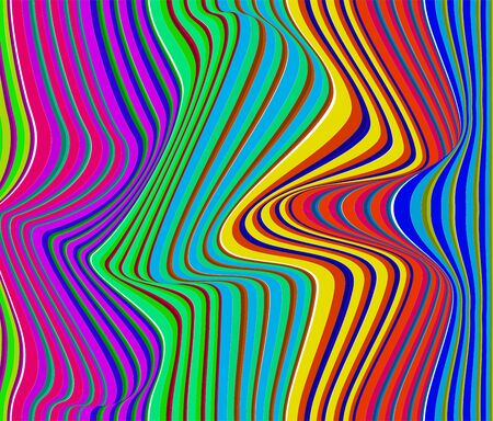 Seamless abstract of colorful marble pattern